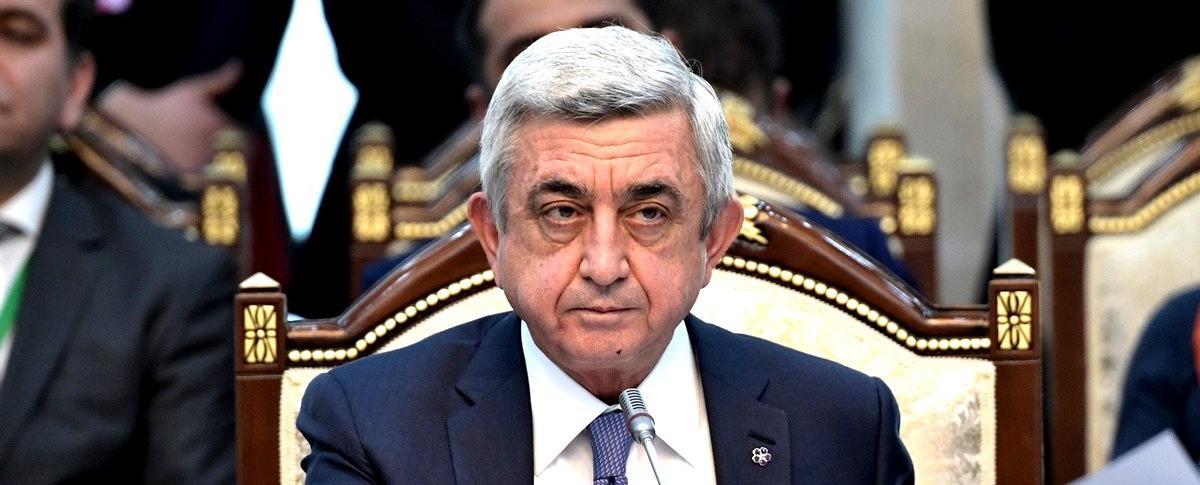 Серж Саргсян: Армянская армия покажет силу своего кулака и напомнит врагу его недавнее постыдное прошлое