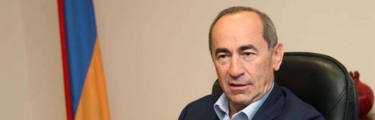 Роберт Кочарян: Я однозначно буду участвовать в выборах