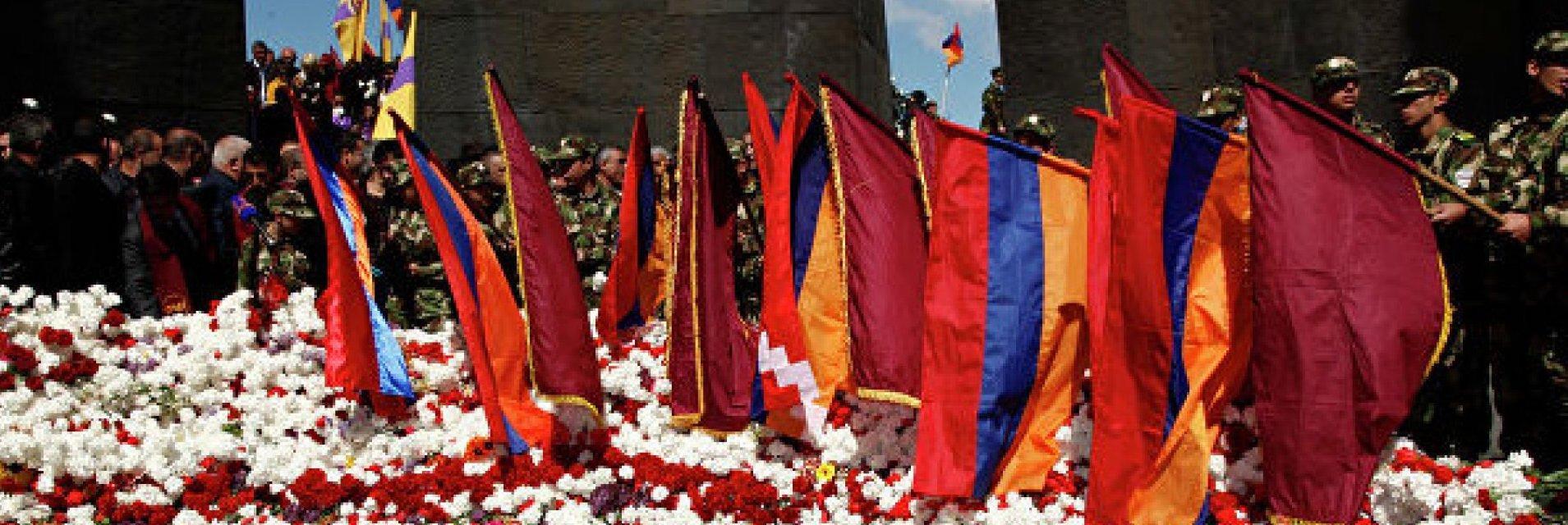 Геноцид армян. 106 лет