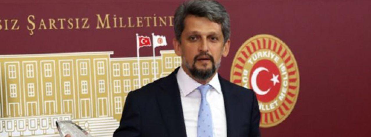 Гаро Пайлан предложил закон о признании Геноцида в турецком парламенте